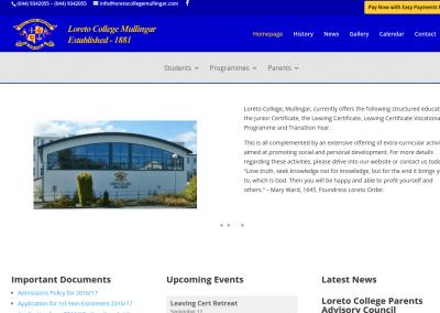 Loreto College Mullingar