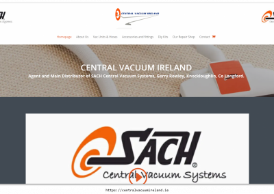 Central Vacuum Ireland